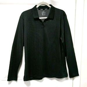 ⛳ NIKE Golf Dri-Fit Shirt Longsleeve XL